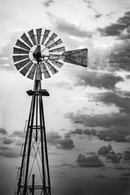 Full sized windmill