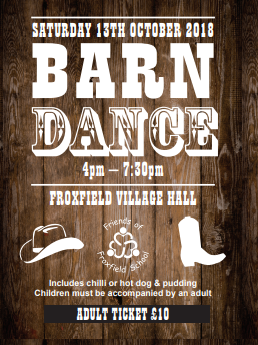 Barn Dance Adult