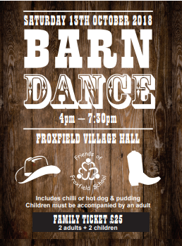 Barn Dance Family - 2 adults + 2 children