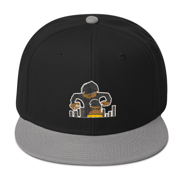 Beat The Block Up - Snapback Hat
