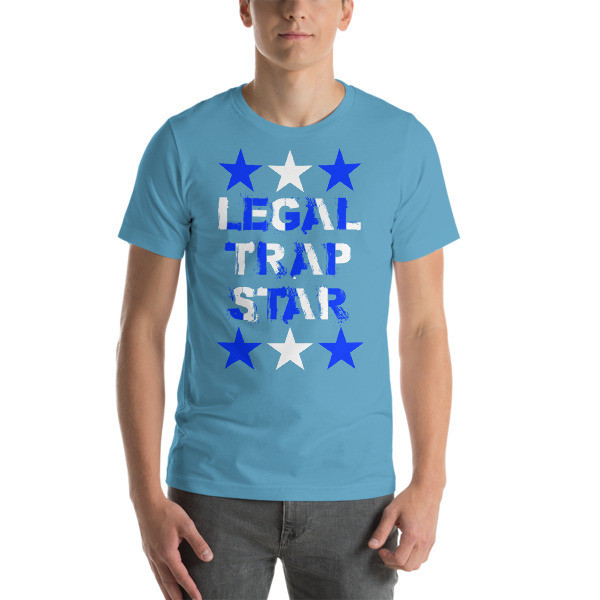 Legal Trap Star Tee