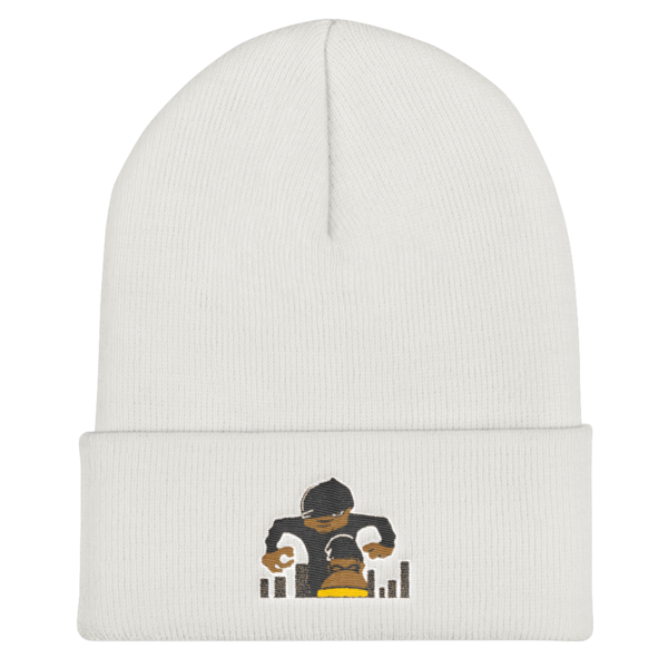 Beat The Block Up Cuffed Beanie