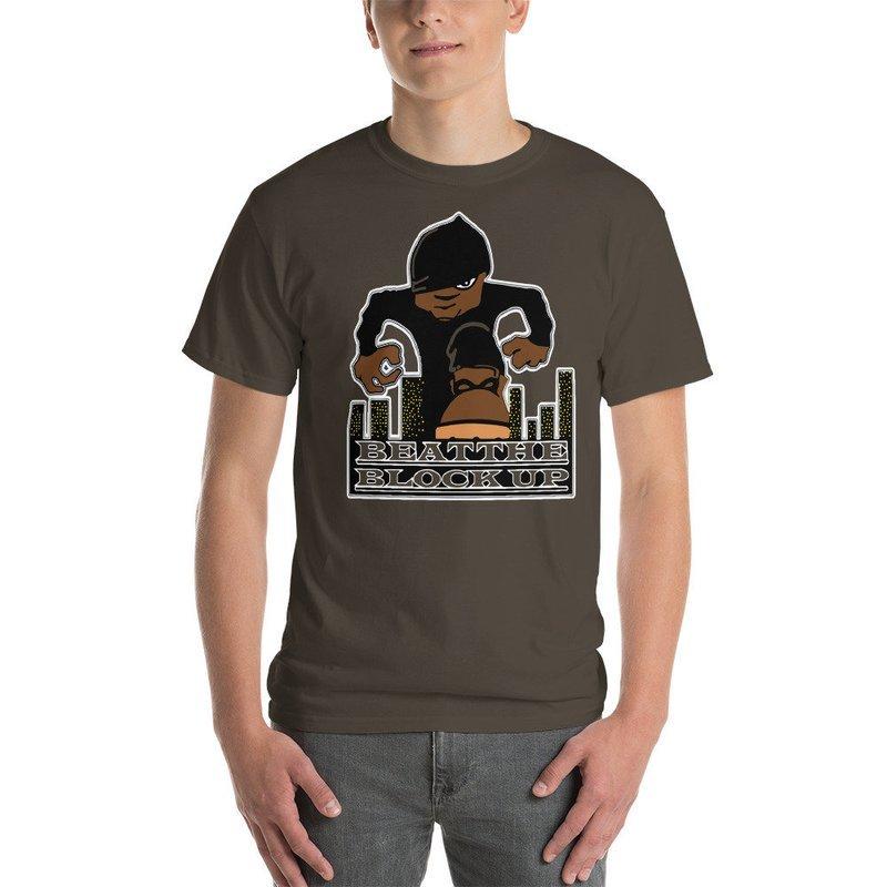 Beat The Block Up Color Splash T-Shirt