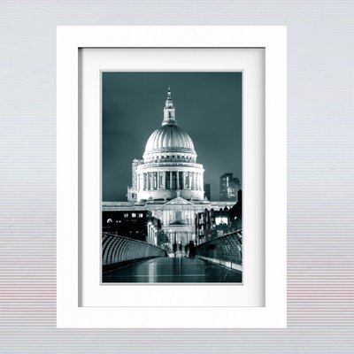 St. Pauls Over Water