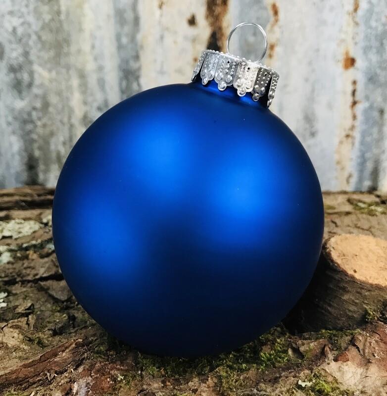 ...dark blue...