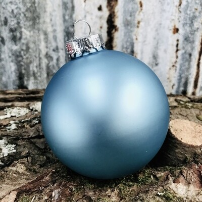 ...light blue...