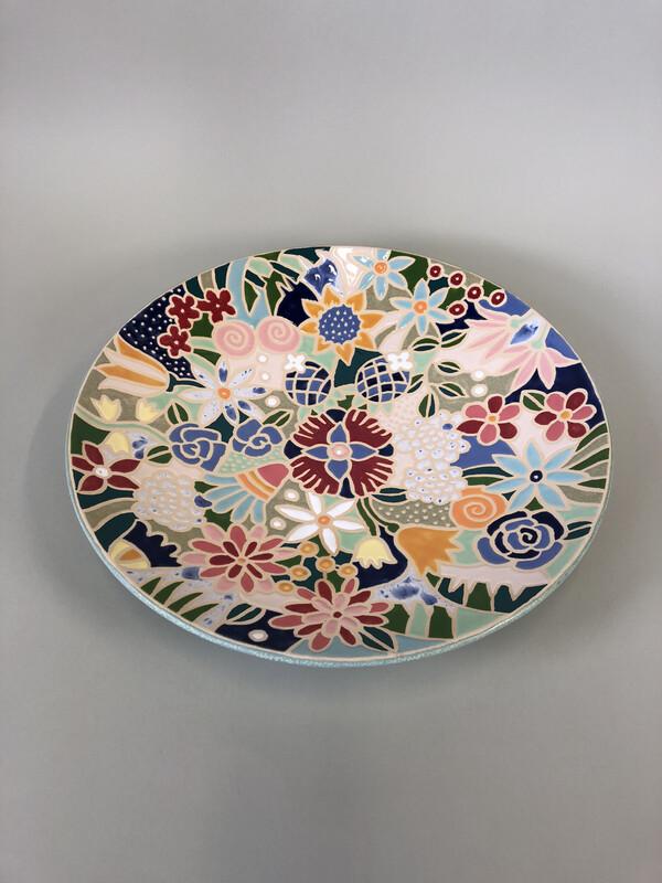 Plate 40cm - Bloom