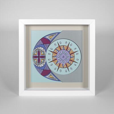 FRAMED - Artwork Cosmos