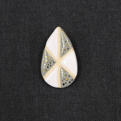 Talisman brooch - DROP