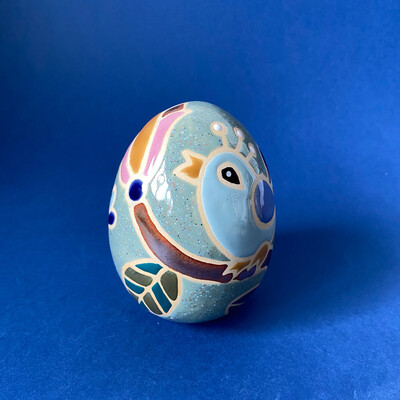 HEAVEN turquoise - Fortune Egg S
