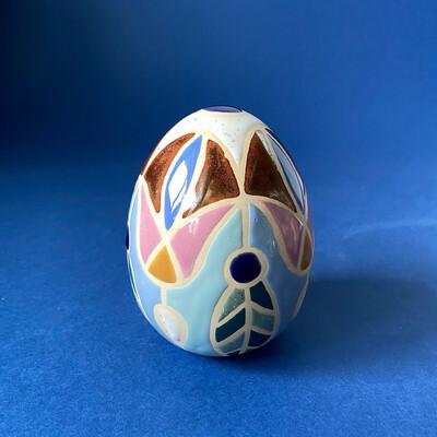 GEOFLOWER aqua - fortune egg S
