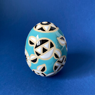 TURQUOISE - Fortune Egg S