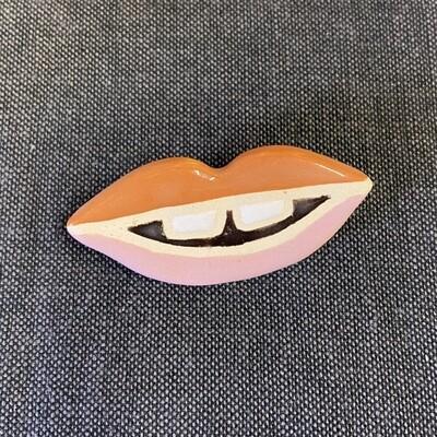 Talisman brooch - KISS