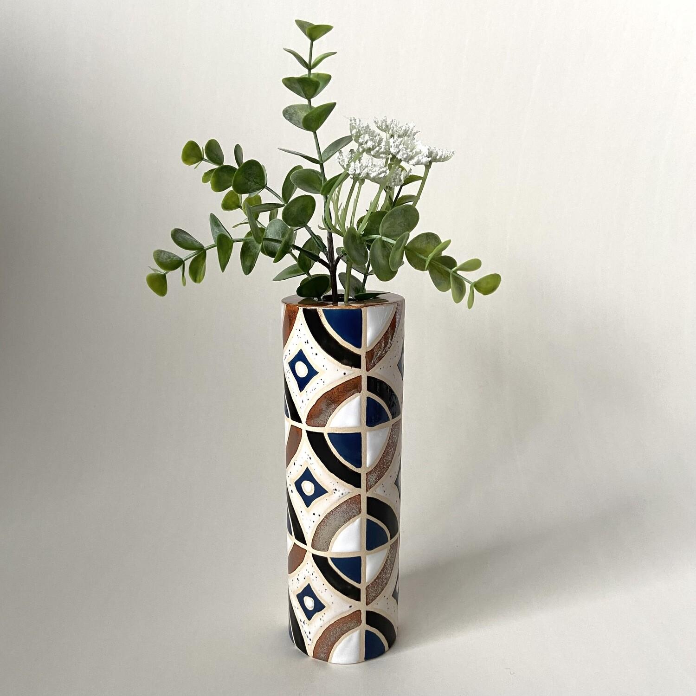 BLUE STAR - Bamboo Vase