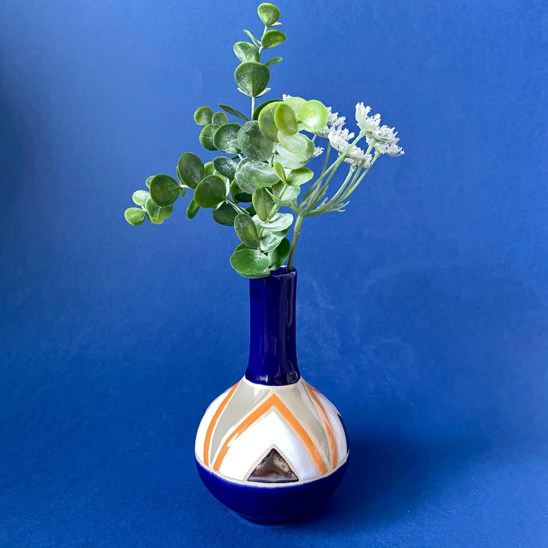 STARDUST - flask blue