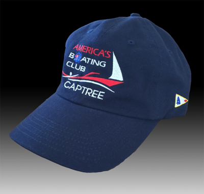 Adjustable Captree blue hat