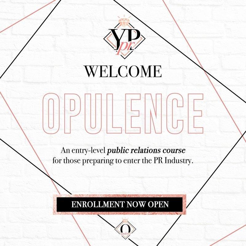 Opulence Course Registation