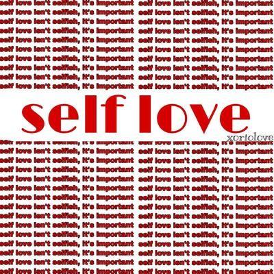 Self Love CD (single)