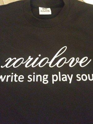 """write, sing, play, soul"" T-Shirts"