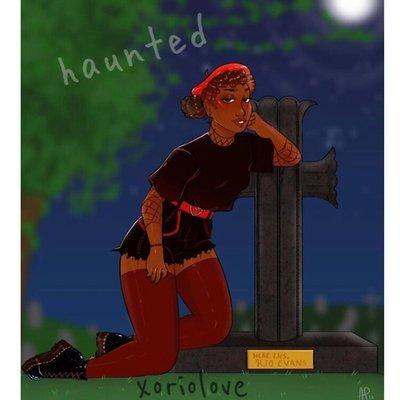 haunted (EP) CD