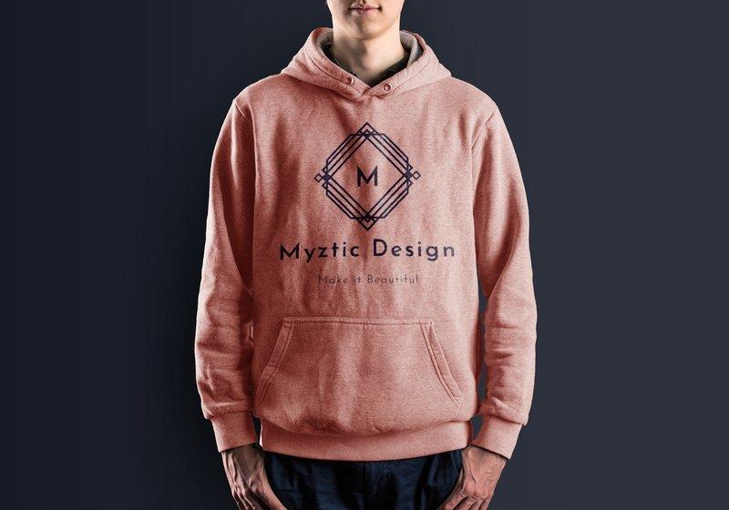 Myztic Design Custom Hoodie