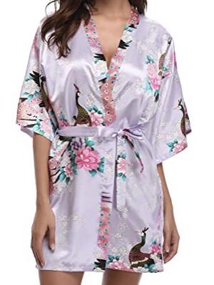 Light Purple Kimono