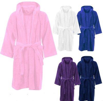 Children Velour Robes