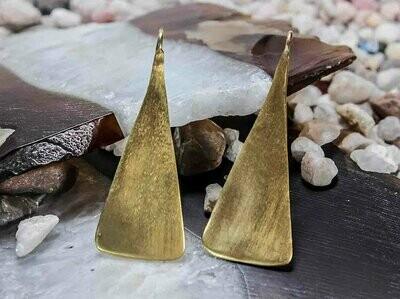 Aretes Sencillos Triangulares