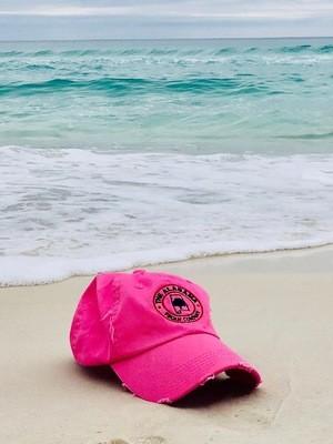 Worn Ball Hat