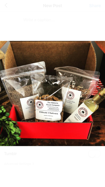 Pecan Lover's Gift Box