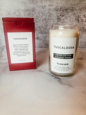 Tuscaloosa Homesick Candle