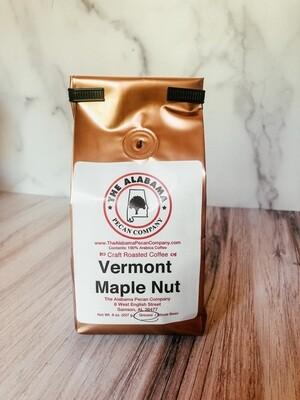 Vermont Maple Nut Coffee