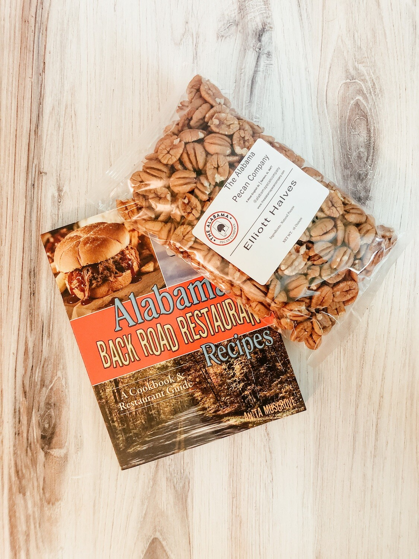 Cookbook & Pecans Bundle