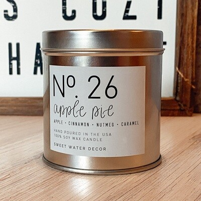 Apple Pie Candle No°26