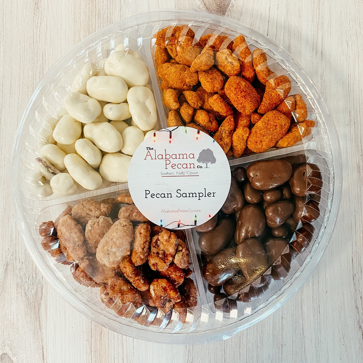 Candy & Chocolate Pecan Sampler