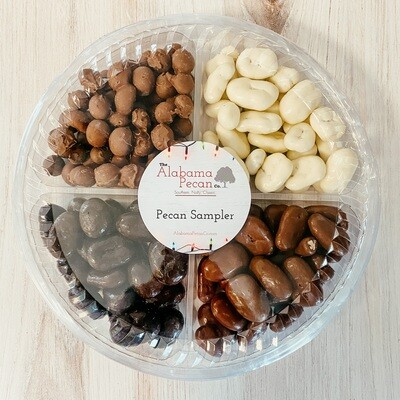 Chocolate Nut Sampler