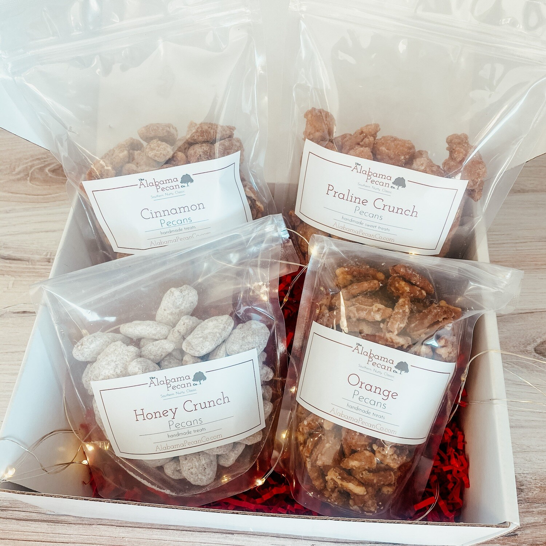 Pecan Candy Box