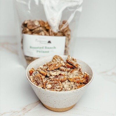 Roasted Ranch Pecans