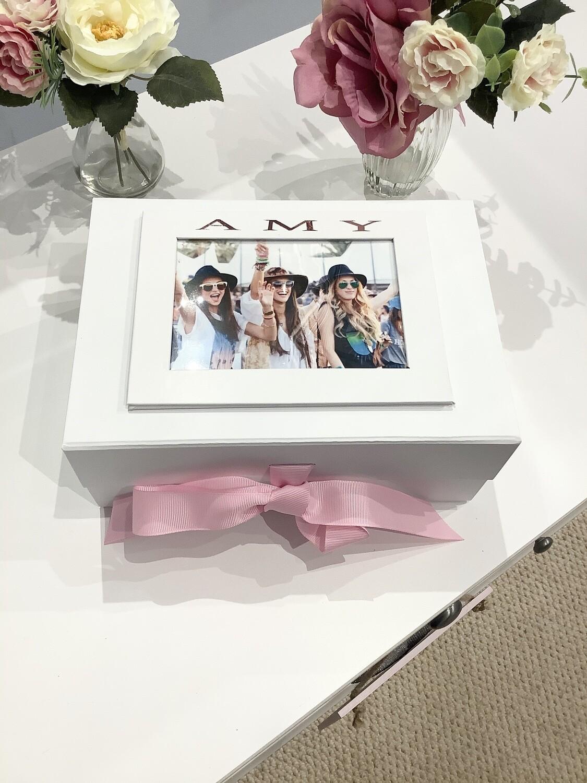 Best friend picture birthday  gift box