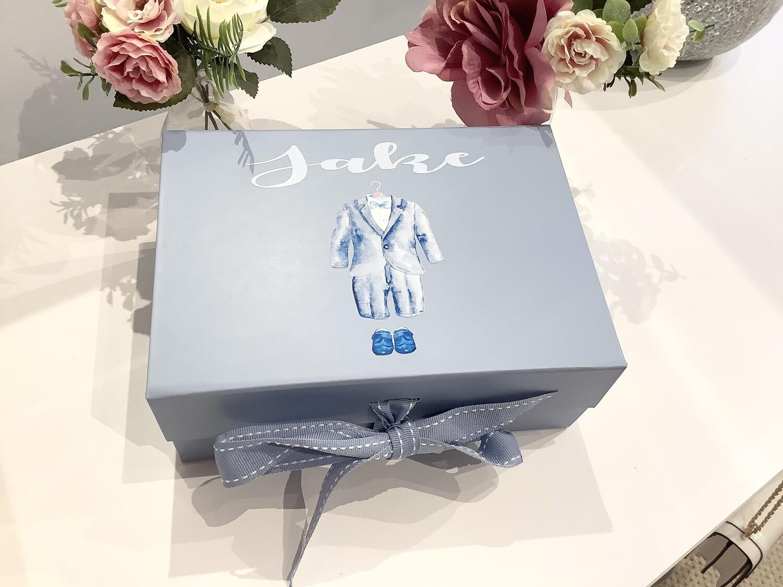 Page boy gift box