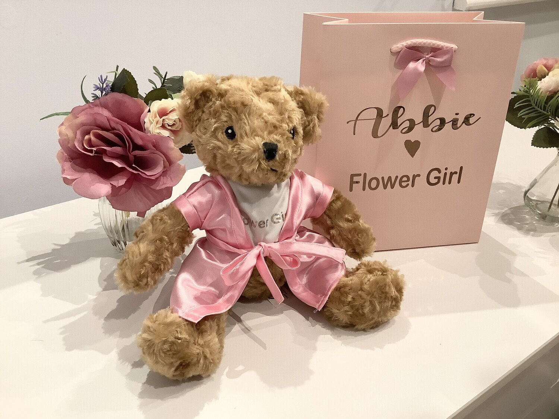 Personalised Teddy Bear