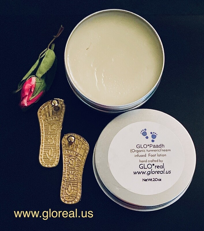 GLO*Paadh (Foot lotion)