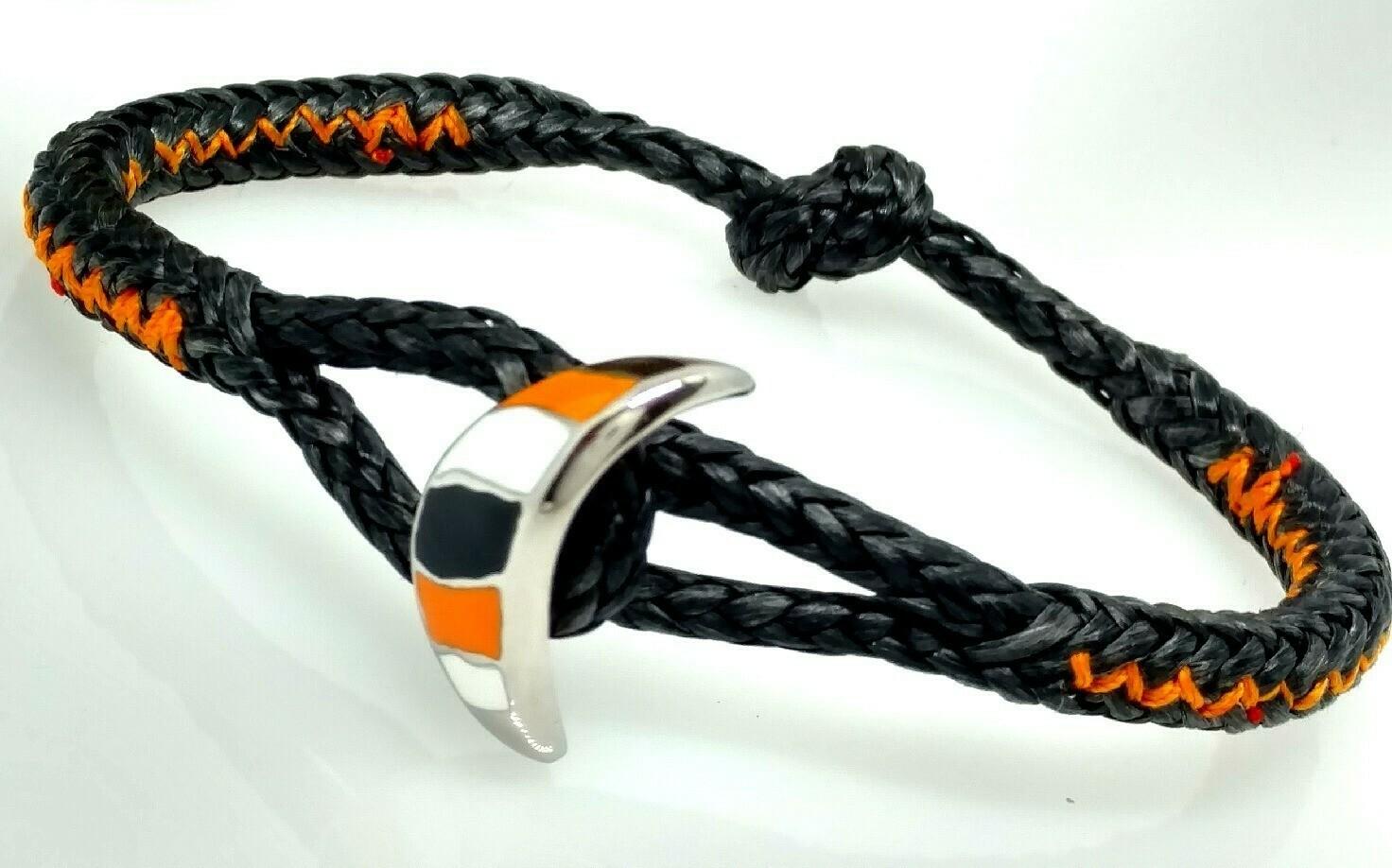 BKR - MISTRAL Black / White / Orange