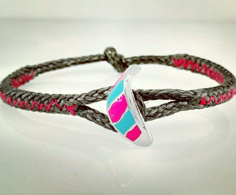 BKR - MISTRAL Fluo Pink / Turquoise