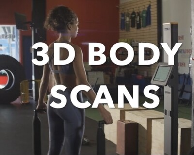 Fit 3-D Body Scan