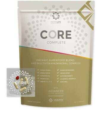 Core Complete Vitamins - 30 Day Supply