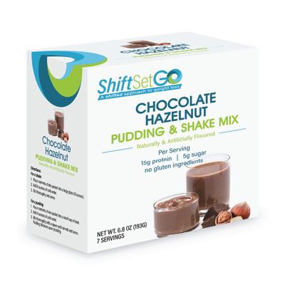Chocolate Hazelnut Pudding / Shake Mix