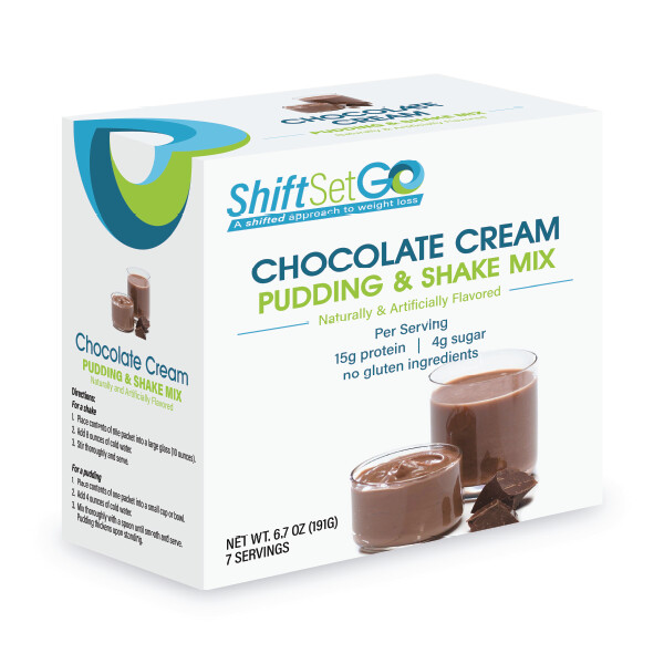 Chocolate Cream Pudding / Shake Mix