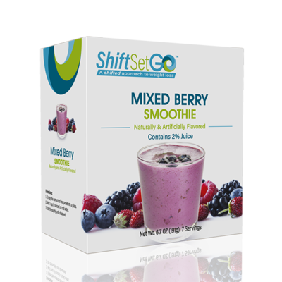 Mixed Berry Smoothie Mix