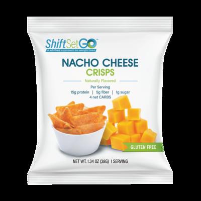 """Spicy"" Nacho Cheese Crisp"
